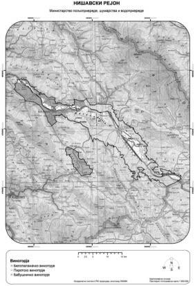 1.7. Nišavski rejon - Nišava