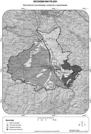 1.8. Leskovački rejon - Leskovac