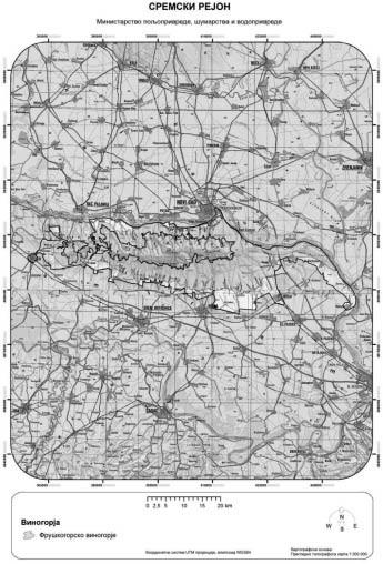 2.1. Sremski rejon - Srem