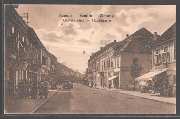 Gradska naselja u Habzburškoj monarhiji