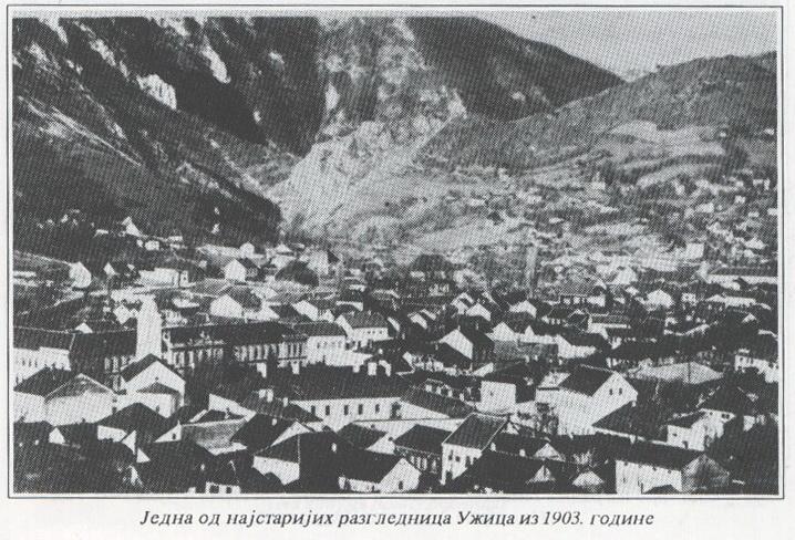 Gradska naselja u Kneževini Srbiji