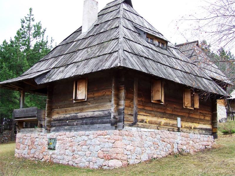 Seoska kuća u novom veku