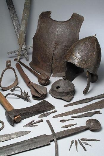 Srednjovekovna vojska
