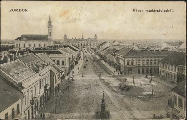 Gradska kuća u novom veku