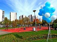 Beograd dobio park Argentine