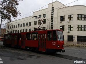 Tramvaj zvani Beograd od 9. marta