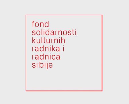Poziv za dodelu jednokratne pomoći Fonda solidarnosti kulturnih radnika i radnica Srbije