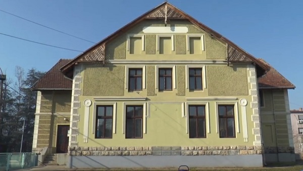 Spomenik kulture zgrada Sokolskog doma u Čačku