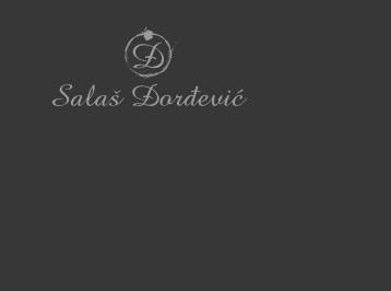 Salaš Đorđević Vas poziva!