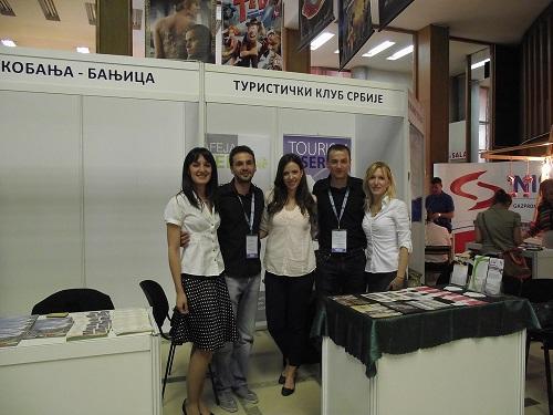 Uspešan nastup Turističkog kluba Srbije na Festivalu domaćeg turizma