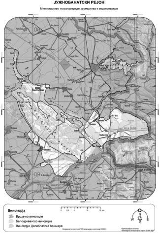 2.6. Južnobanatski rejon - Južni Banat