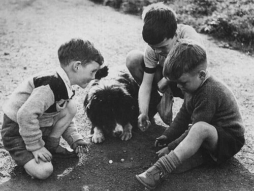 Dečije igre u prošlosti