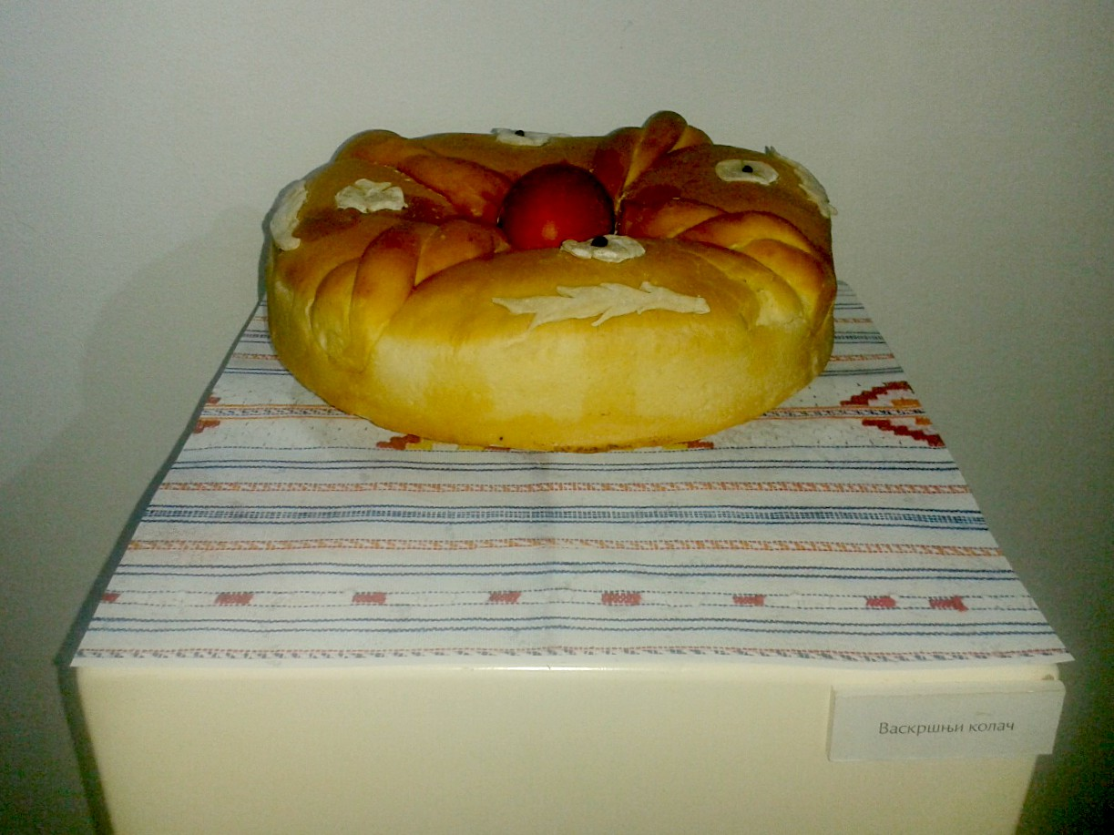 Obredni hlebovi u kalendarskim praznicima