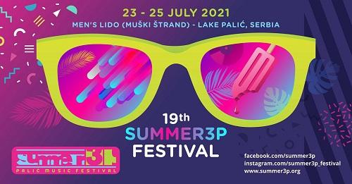 Palić - Summer3p Festival